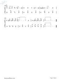 Dream a Little Dream of Me-Yiruma-Numbered-Musical-Notation-Preview-3