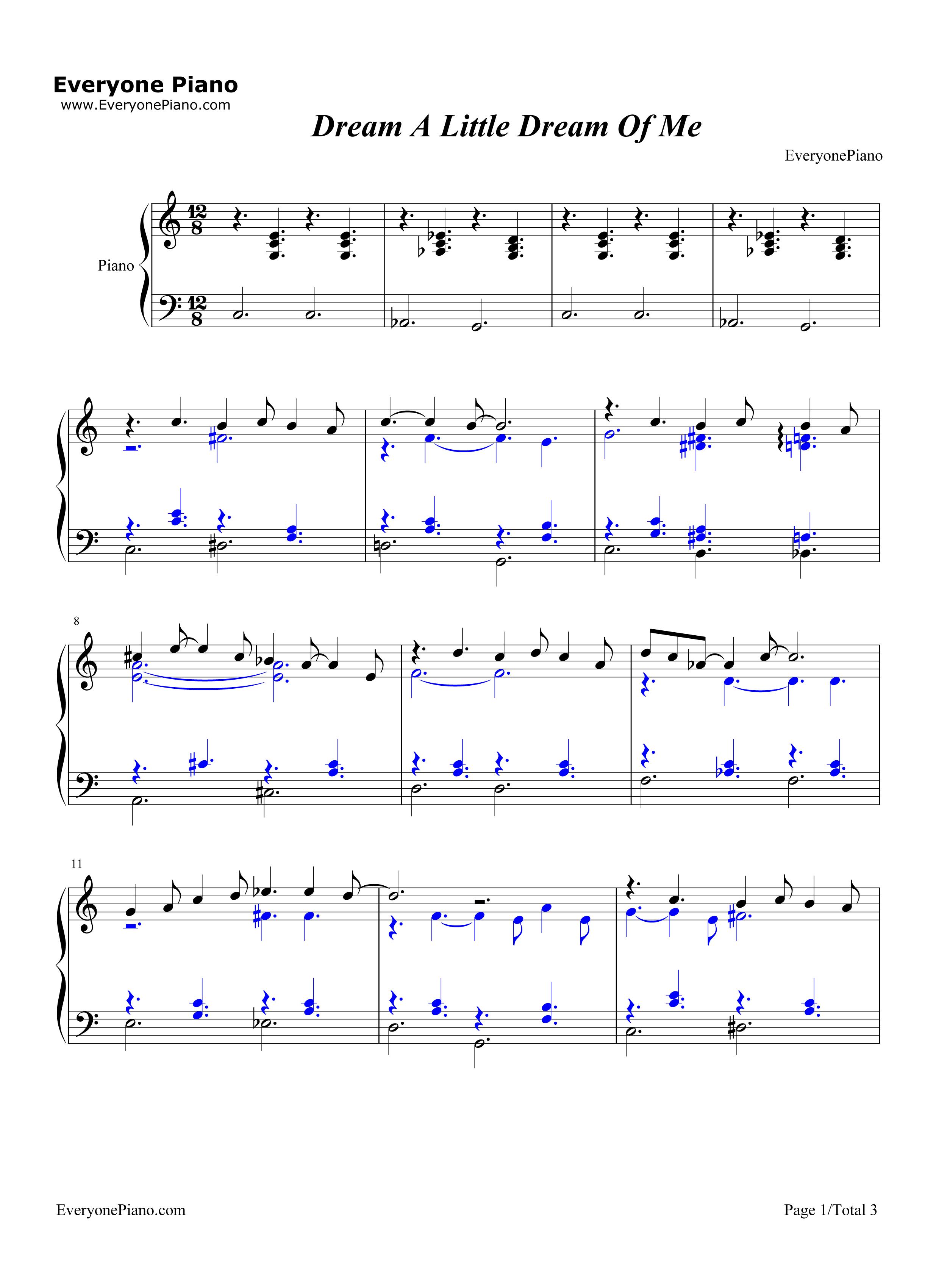 partition piano yiruma hope