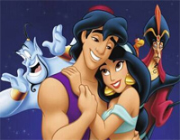 A Whole New World-Aladdin Theme