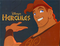 Go the Distance-Hercules Theme