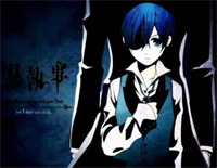 The Slightly Chipped Full Moon-Black Butler II OST