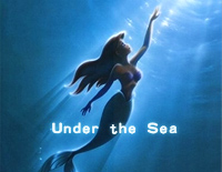 Under the Sea-The Little Mermaid Theme