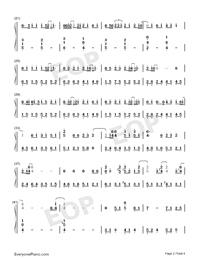 Vanilla Twilight-Owl City Free Piano Sheet Music & Piano Chords
