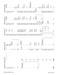 I See the Light-Tangled Theme-Numbered-Musical-Notation-Preview-4