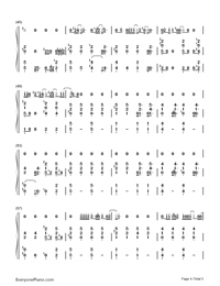 Sorry Seems to Be the Hardest Word-Elton John-Numbered-Musical-Notation-Preview-4