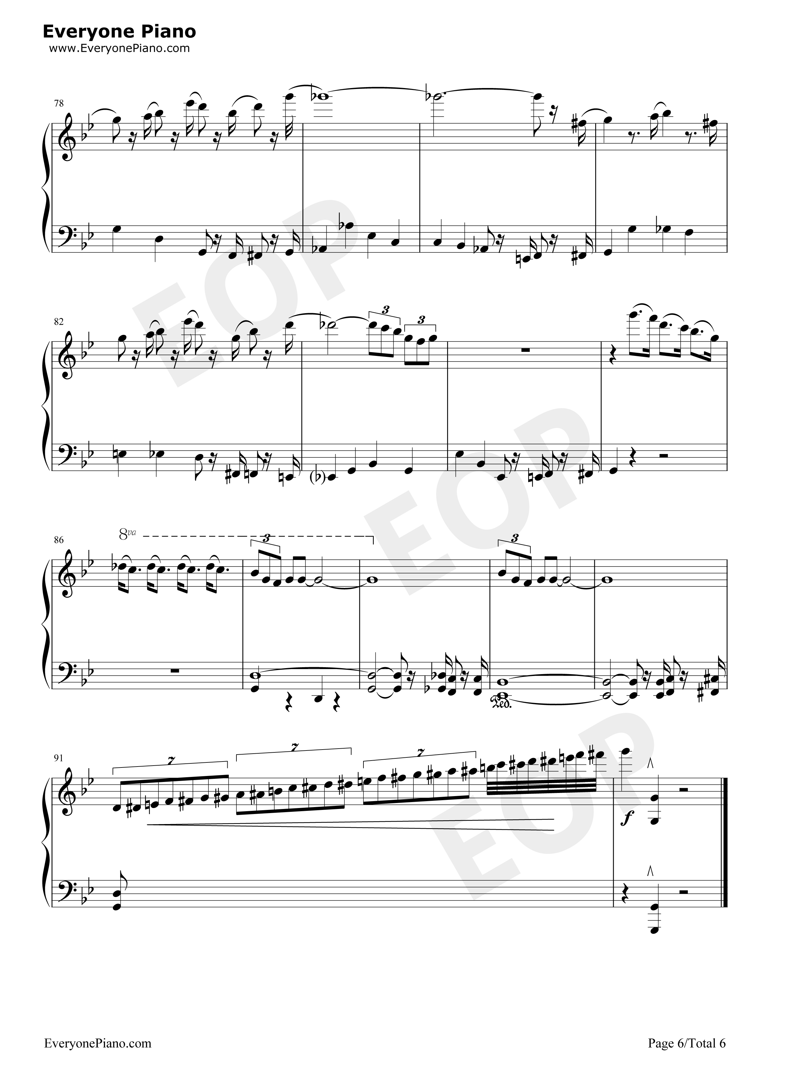 The pink panther theme-the pink panther free piano sheet music.
