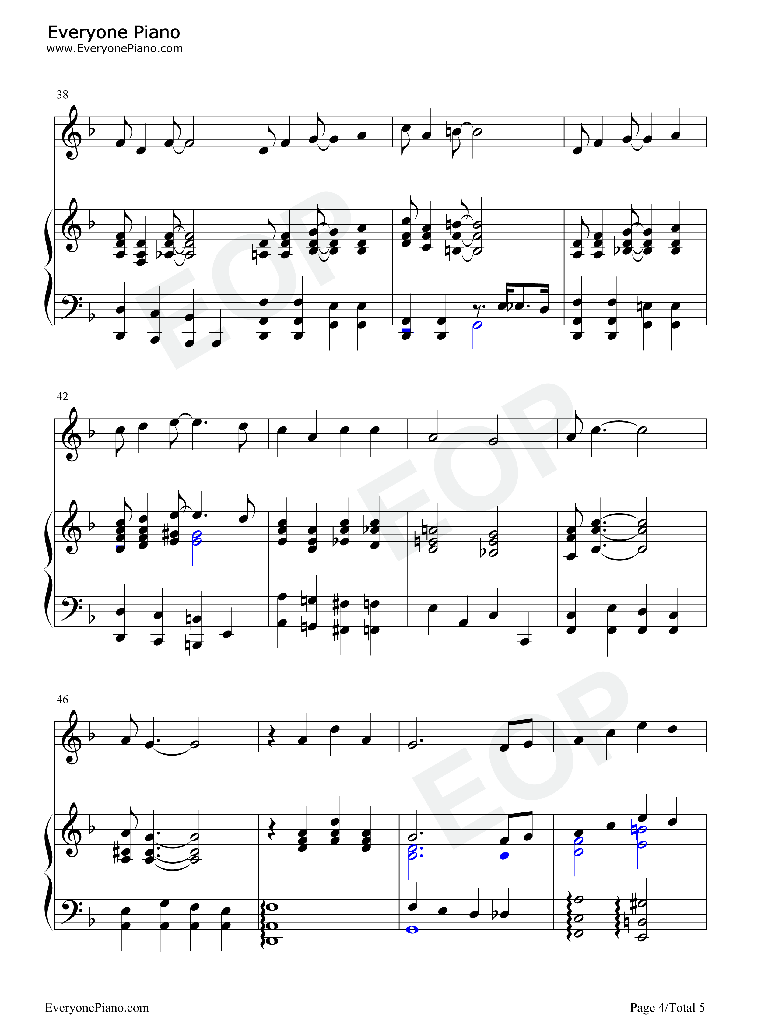 Georgia on my mind ray charles stave preview 4 free piano sheet listen now print sheet georgia on my mind ray charles stave preview 4 hexwebz Image collections