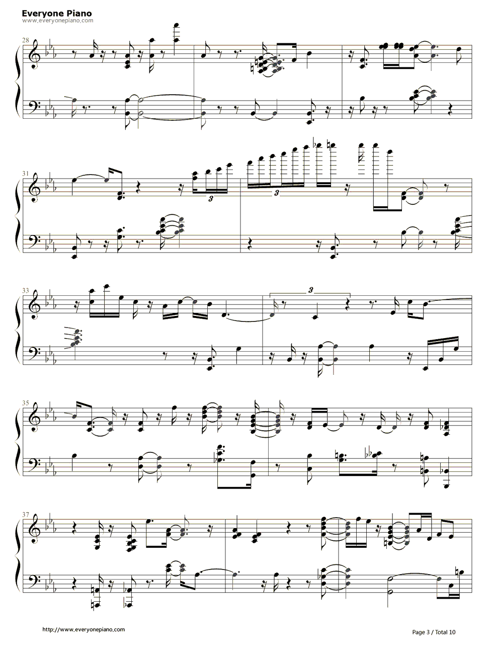 My funny valentine richard rodgers stave preview 3 free piano listen now print sheet my funny valentine richard rodgers stave preview 3 hexwebz Images