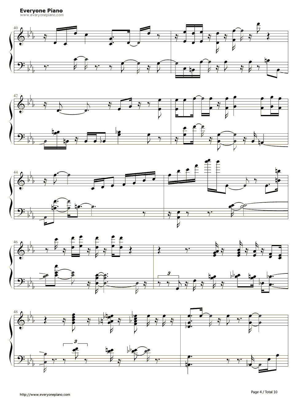 My funny valentine richard rodgers stave preview 4 free piano listen now print sheet my funny valentine richard rodgers stave preview 4 hexwebz Images