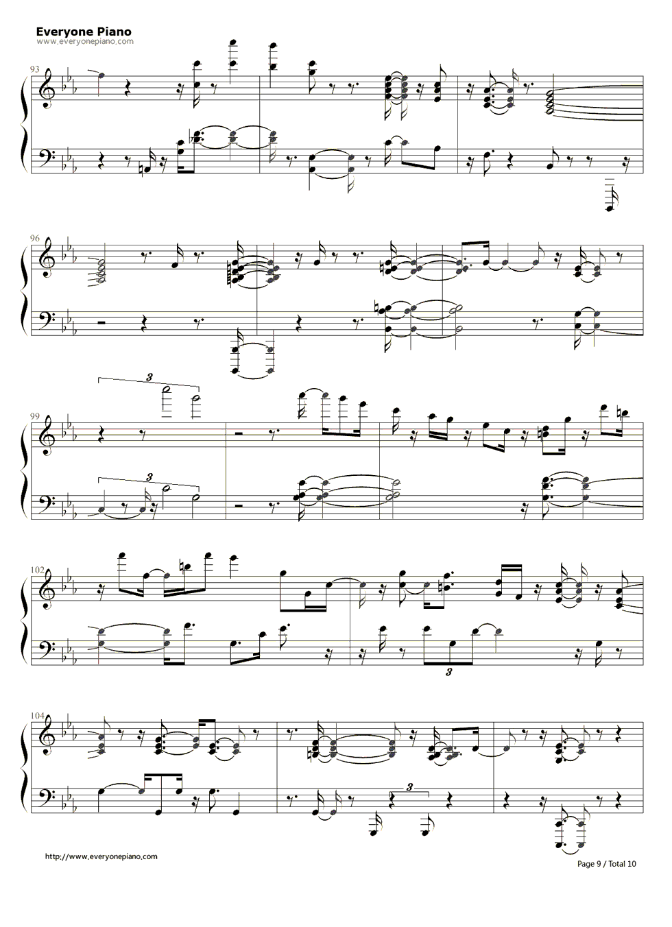 My funny valentine richard rodgers stave preview 9 free piano listen now print sheet my funny valentine richard rodgers stave preview 9 hexwebz Images