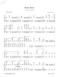 besame mucho piano tutorial