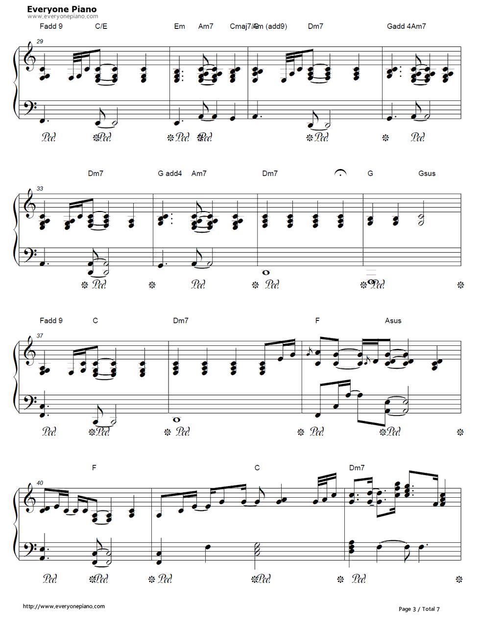 i can t make you love me bon iver sheet music