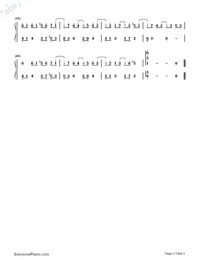 When the Love Falls-Yiruma-Numbered-Musical-Notation-Preview-3