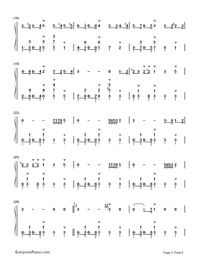 Take Five-Paul Desmond-Numbered-Musical-Notation-Preview-2