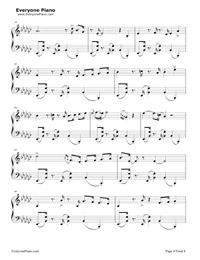 Take Five-Paul Desmond Stave Preview 4