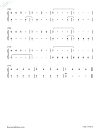 Last Night Good Night-Hatsune Miku-Numbered-Musical-Notation-Preview-8