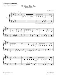 free bass sheet music online string bass online free
