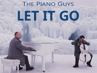 Let It Go Accompaniment-the piano guys-Frozen Theme
