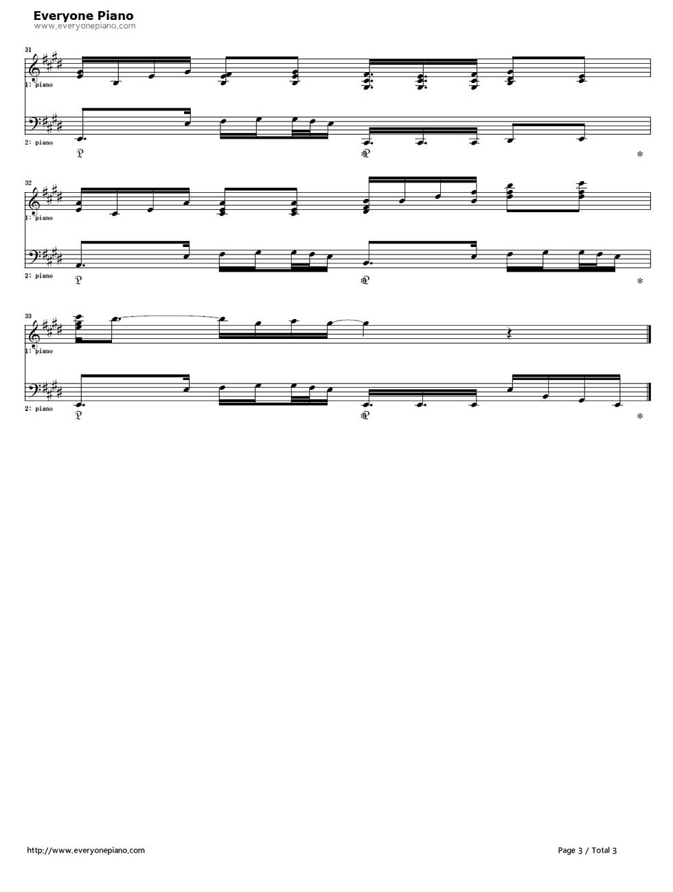 erekutorikku rabu electric love hatsune miku stave preview 3 free piano sheet music piano chords. Black Bedroom Furniture Sets. Home Design Ideas