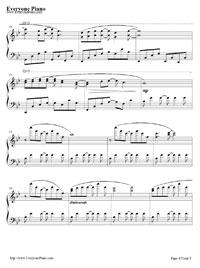 Forrest Gump-Forrest Gump OST Stave Preview 4