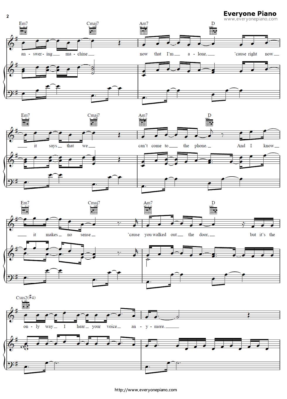 So sick ne yo stave preview 2 free piano sheet music piano chords listen now print sheet so sick ne yo stave preview 2 hexwebz Image collections