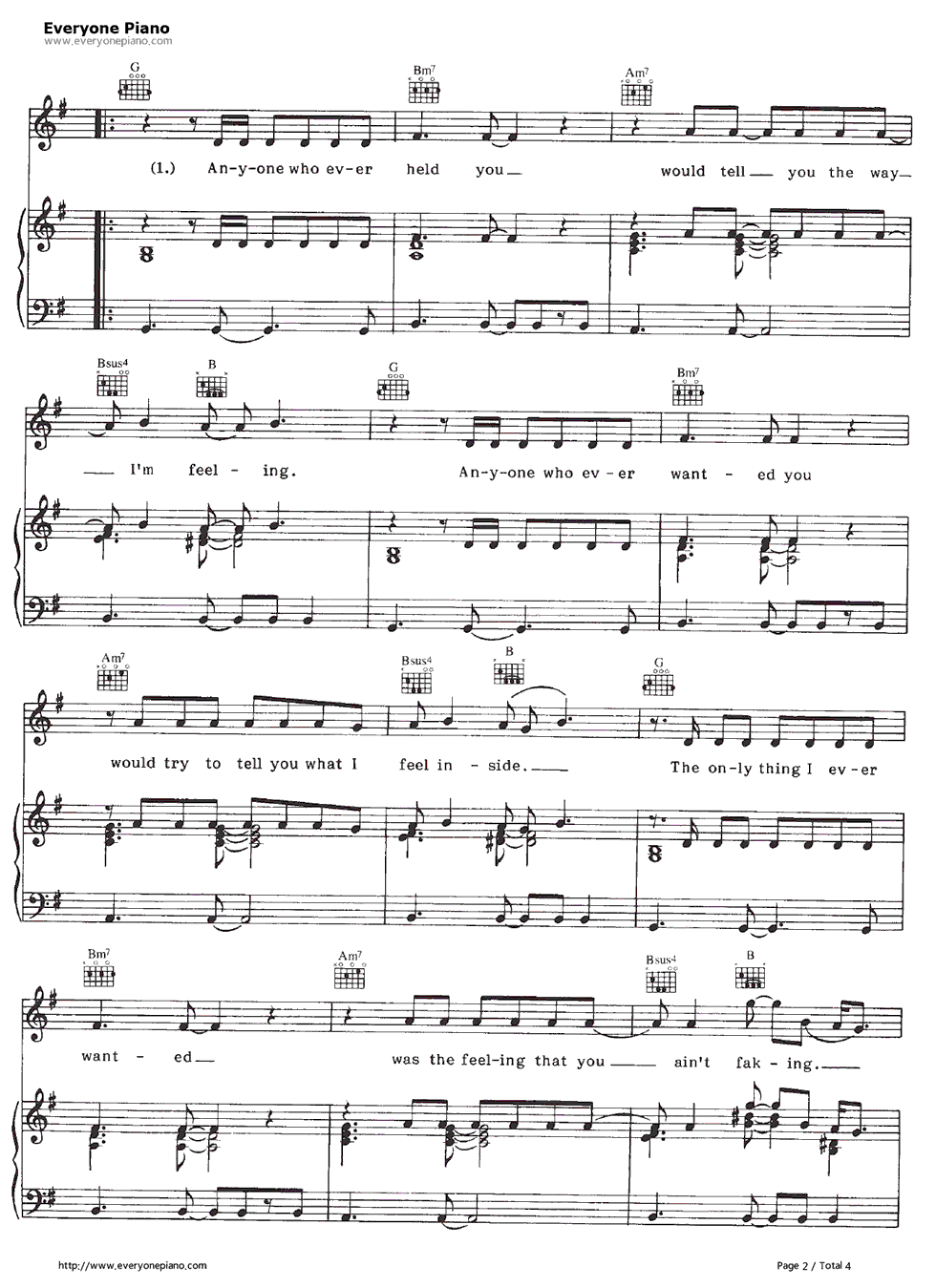 Stars simply red stave preview 2 free piano sheet music piano listen now print sheet stars simply red stave preview 2 hexwebz Gallery