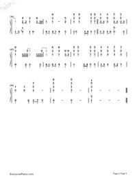 Home-Michael Buble雙手簡譜預覽3