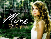 Mine-Taylor Swift