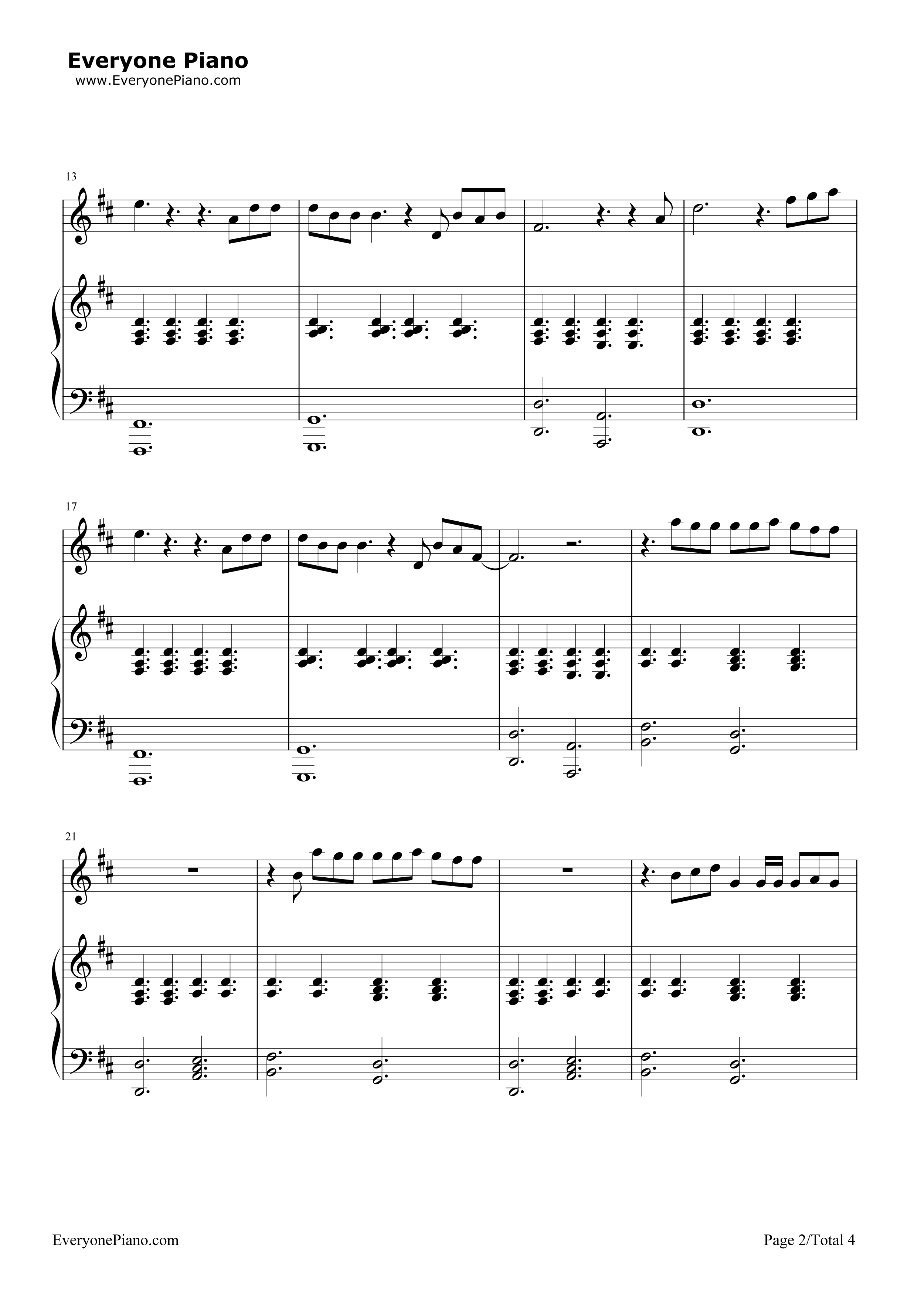 something stupid piano sheet music pdf with chords