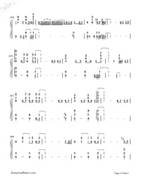 stay with me piano chords pdf