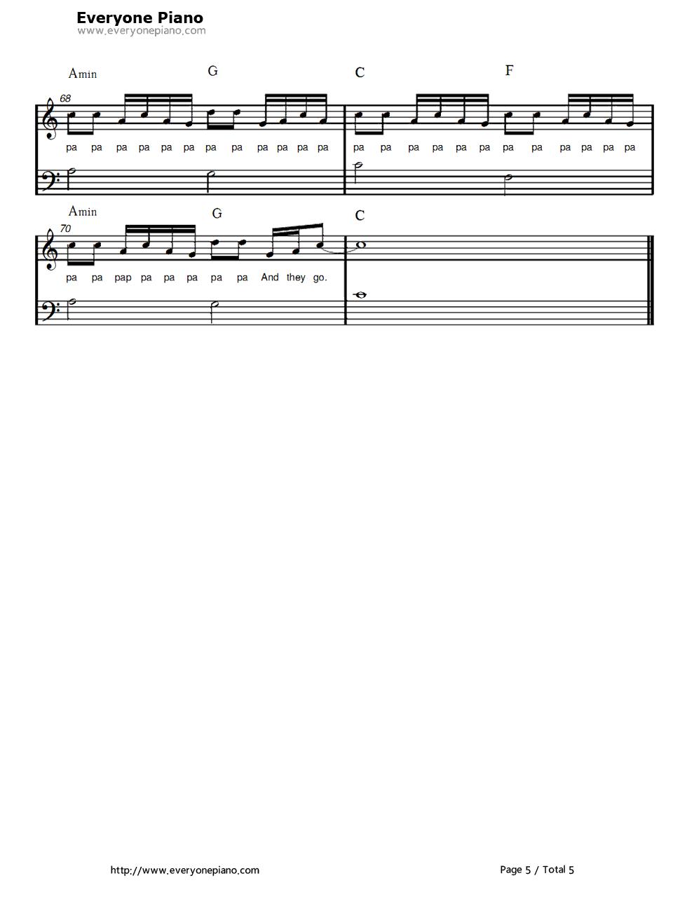 Trumpets Jason Derulo Chords
