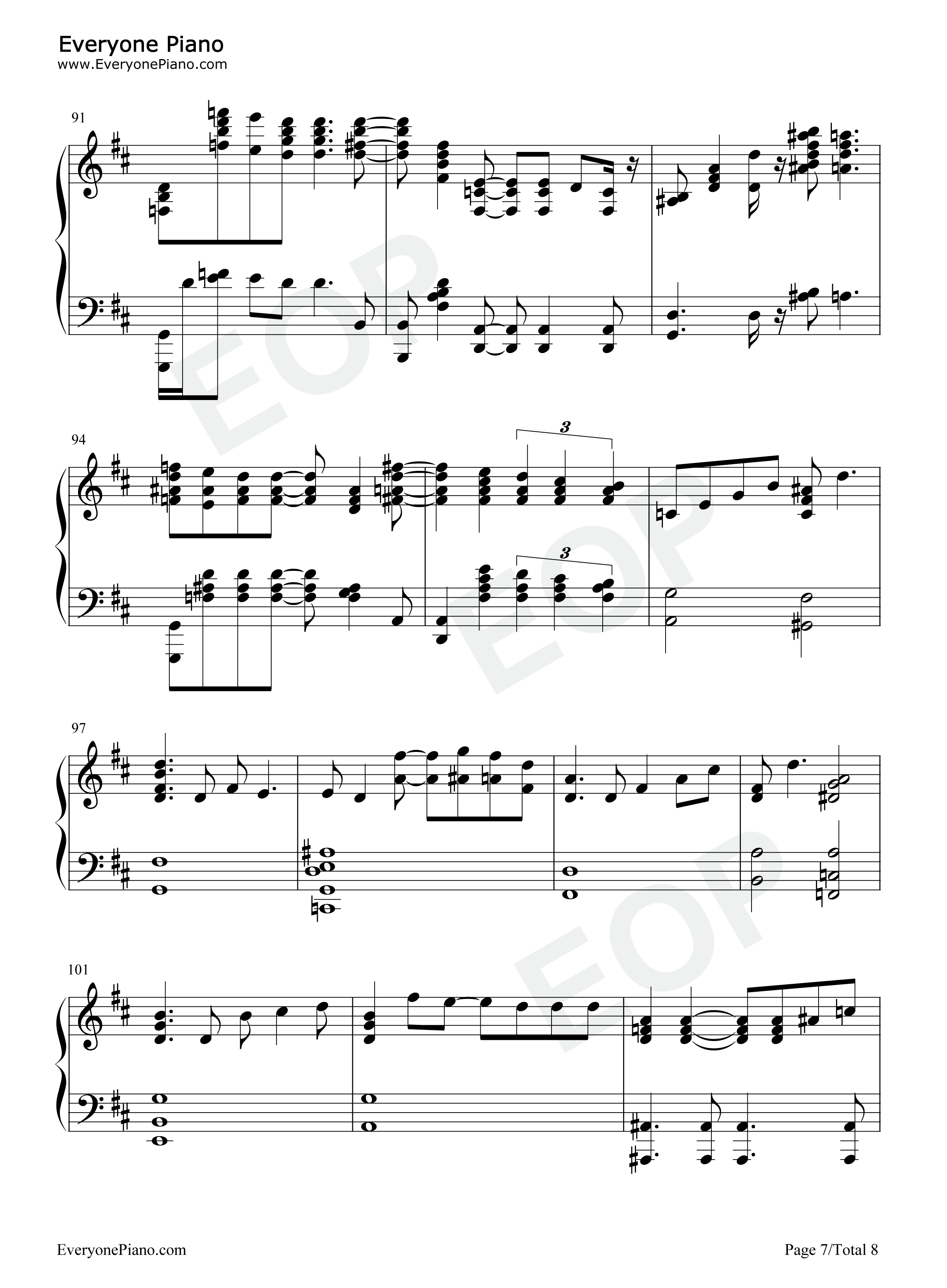 just the way you are piano sheet music pdf