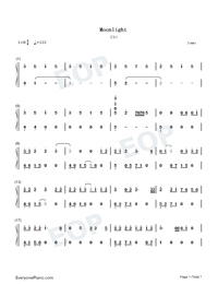 Moonlight-EXO-Numbered-Musical-Notation-Preview-1