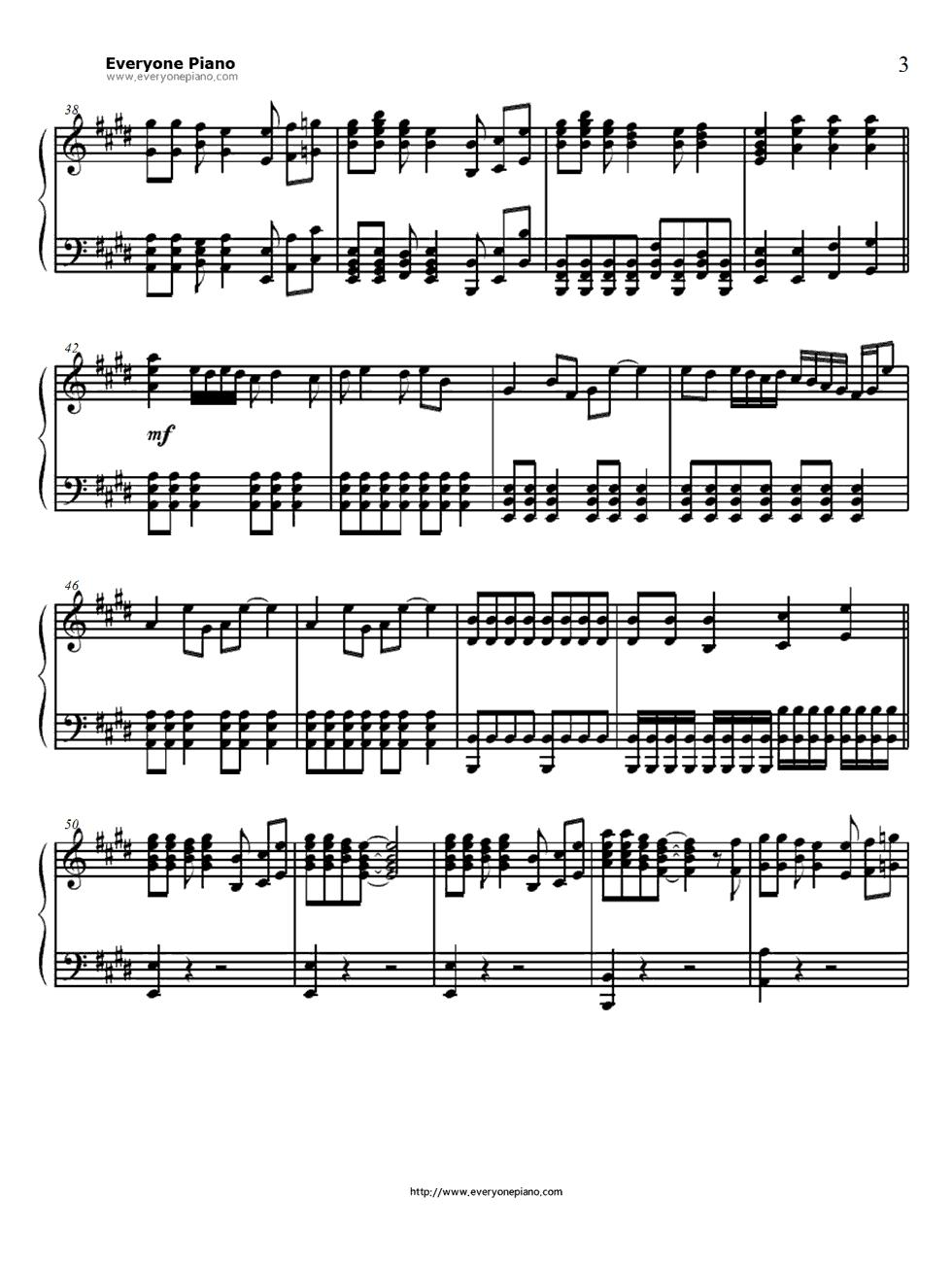 My chemical romance black parade piano chords piano ideas the end my chemical romance piano chords ideas hexwebz Choice Image