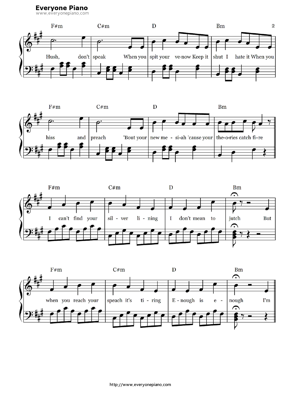 sam smith palace sheet music pdf
