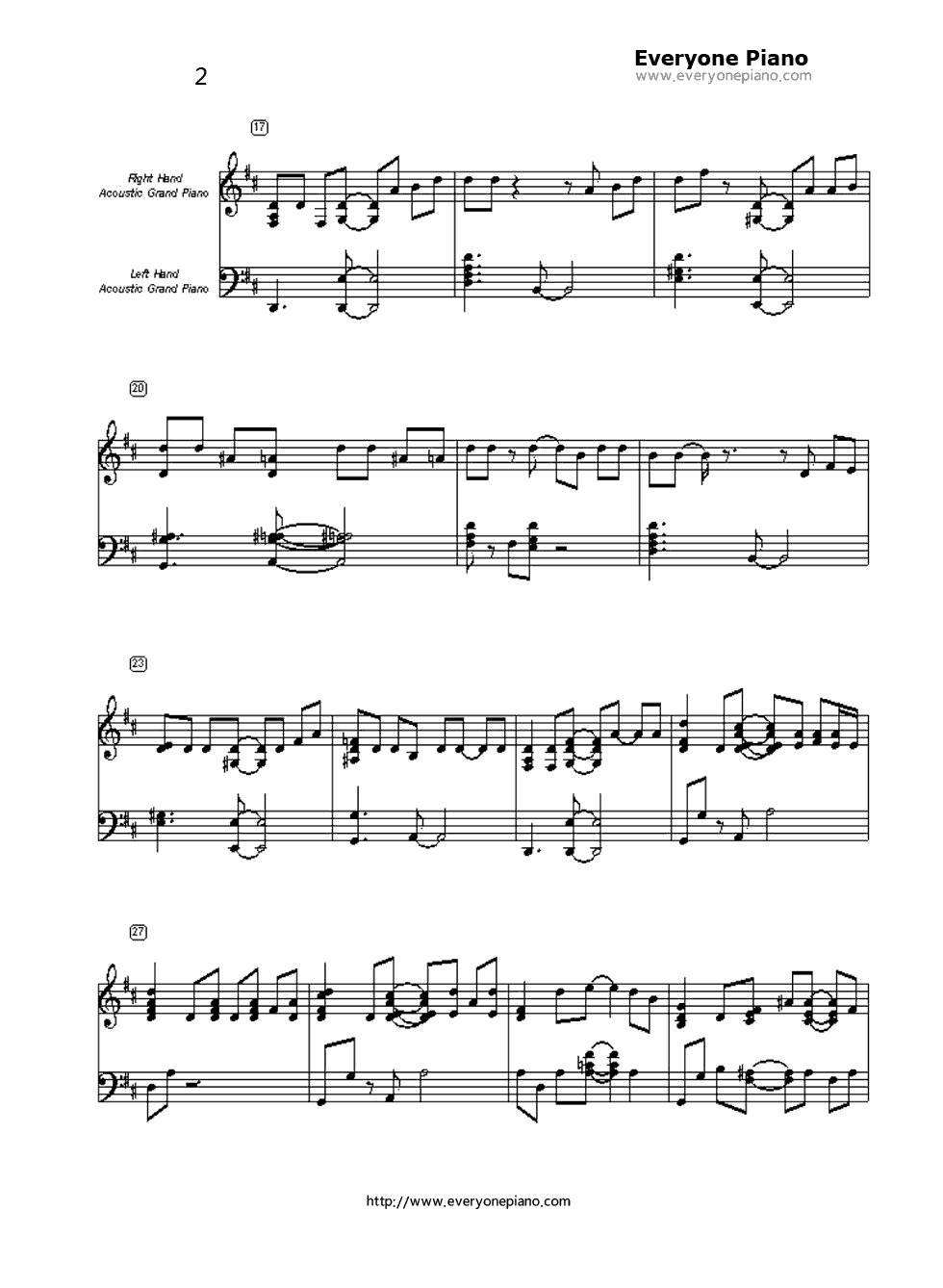 Michael Bublé - Home Sheet music for