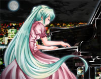 pianissimo-初音ミクAppend