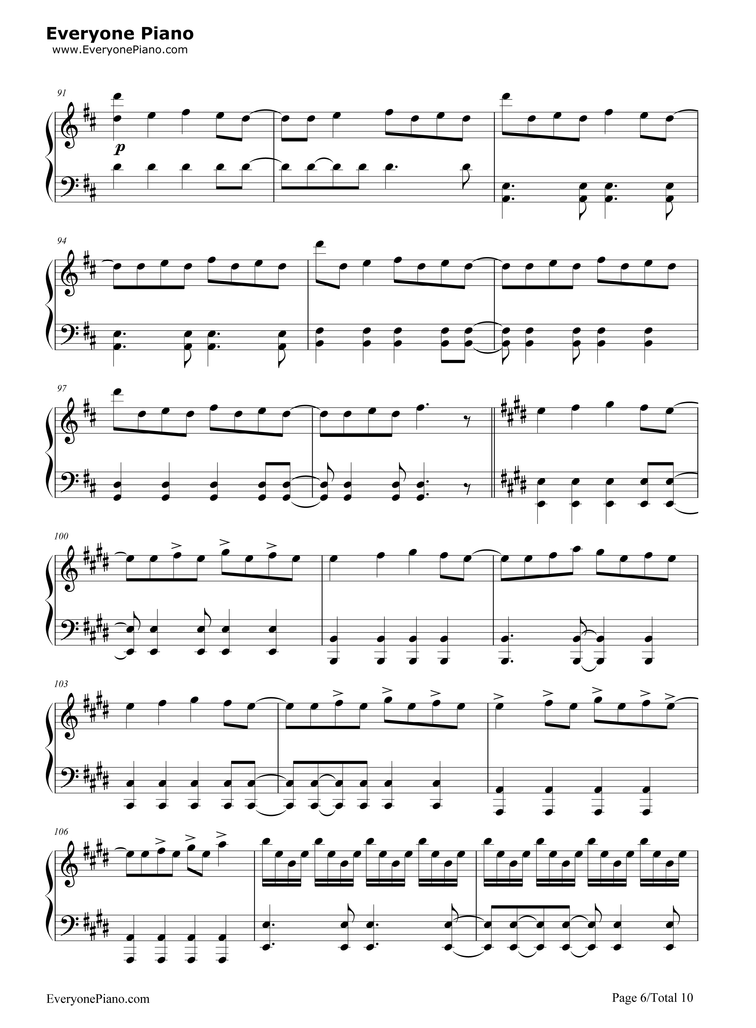 """sheet music love story meets viva la vida Coldplay's viva la vidabegins with a compelling there are numerous sheet music arrangements into their video of taylor swift's """"love story."""