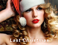 Last Christmas-Taylor Swift