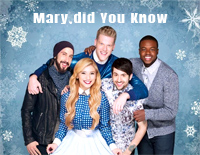 Mary Did You Know-Pentatonix