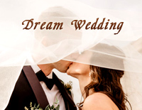 Dream Wedding with Fingering Mark