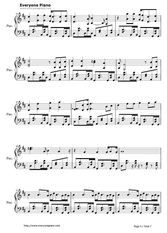 Wake me up avicii stave preview 6 free piano sheet music piano listen now print sheet wake me up avicii stave preview 6 hexwebz Gallery