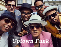 Uptown Funk-Mark Ronson and Bruno Mars