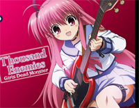 Thousand Enemies-Angel Beats OST