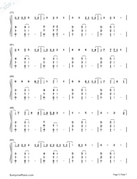 Clean-Taylor Swift-Numbered-Musical-Notation-Preview-5