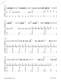 Divine-Girls Generation-Numbered-Musical-Notation-Preview-2