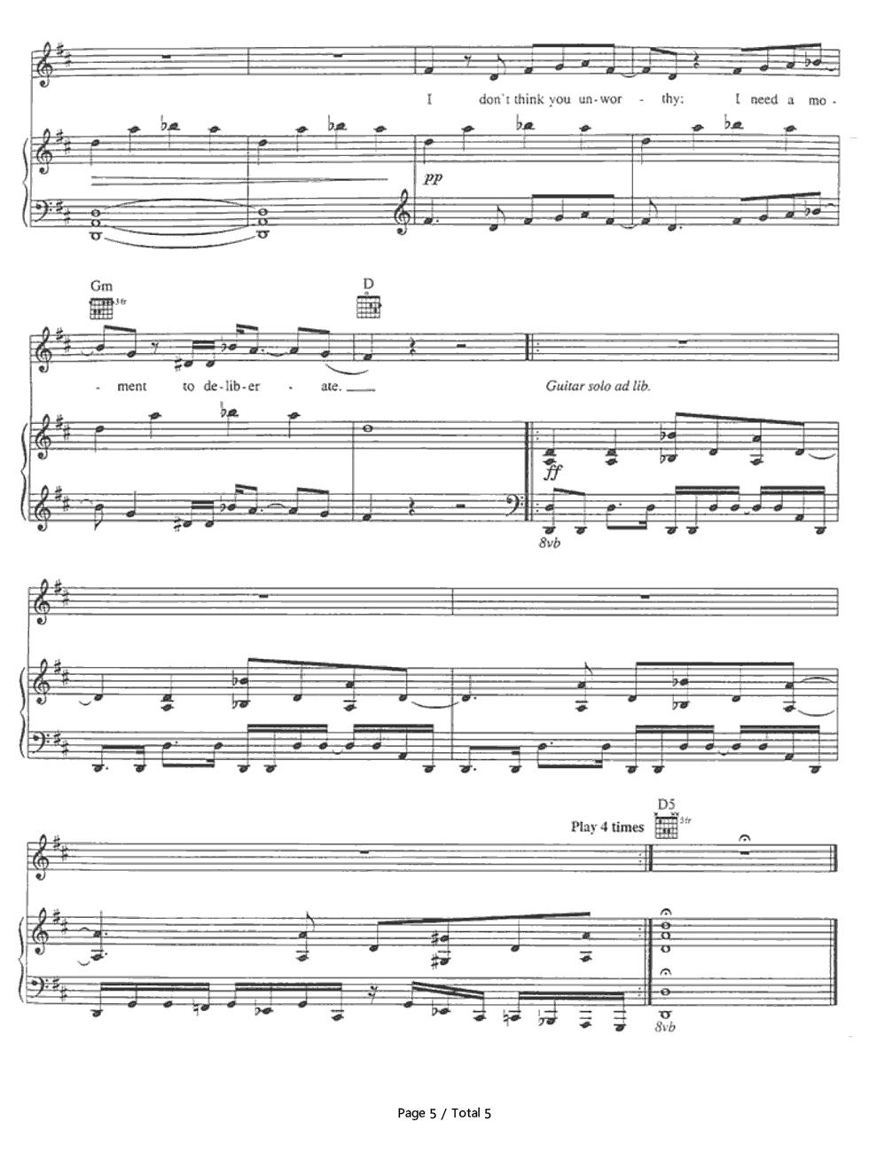 Uninvited Morissette Chords