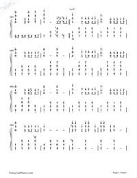 la vie en rose sheet music pdf