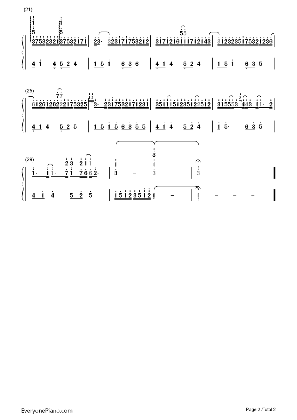 Our song taylor swift numbered musical notation preview 2 free listen now print sheet our song taylor swift numbered musical notation preview 2 hexwebz Choice Image