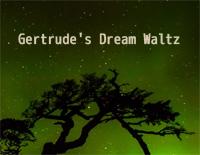 Gertrude's Dream Waltz-Ludwig van Beethoven
